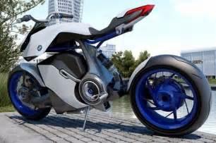 Bmw Electric Motorcycle Future Transportation Bmw Hp Knust Hydrogen Powered Bike