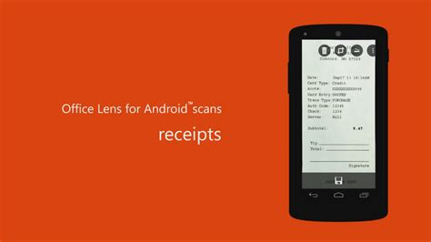 lens for android microsoft launches office lens on android smartphones
