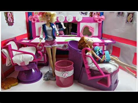 Doll Hair Salon Chair by Diy A Doll Salon Shoo Chair How To Make Toys