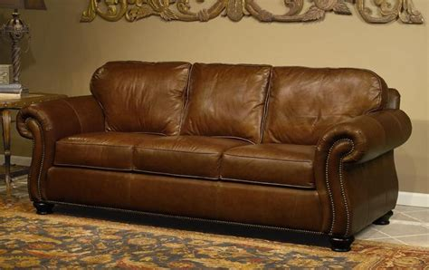 Vincent Sleeper Sofa By Bernhardt Leather Shown Is Bernhardt Vincent Leather Sofa