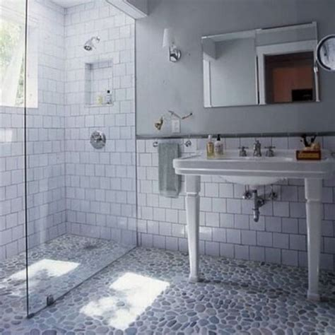 30 pictures and ideas of modern floor tiles for bathrooms