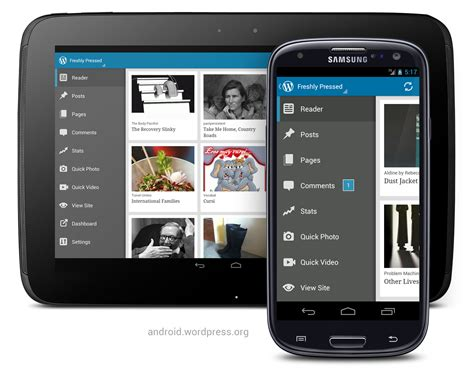 the for android app gets a big facelift the the for android app gets a big facelift future