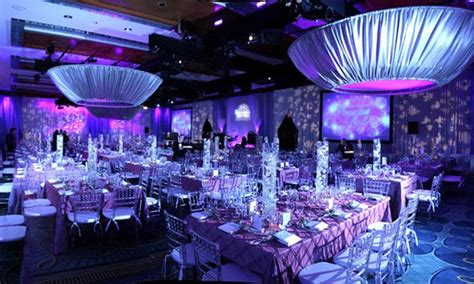 blue themed events how to choose suitable color theme for your events