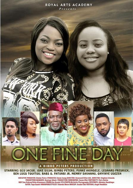 film one fine day 2017 download one fine day nollywood movie mp4 3gp flv