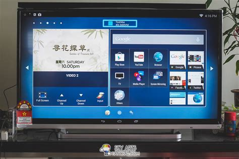 Toshiba Tv Android App wts toshiba android led tv 40 inch