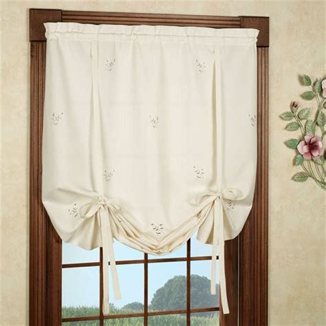 how to tie up curtains forget me not window treatments