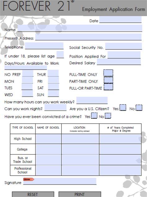printable job applications for rue 21 forever 21 application 2015 knee high gladiator sandals