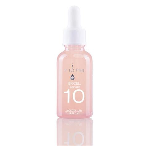 Serum Bio Spray v 10 plus bio cell serum spacio product