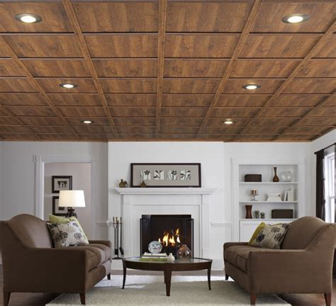 basement remodeling choosing the best ceiling a concord