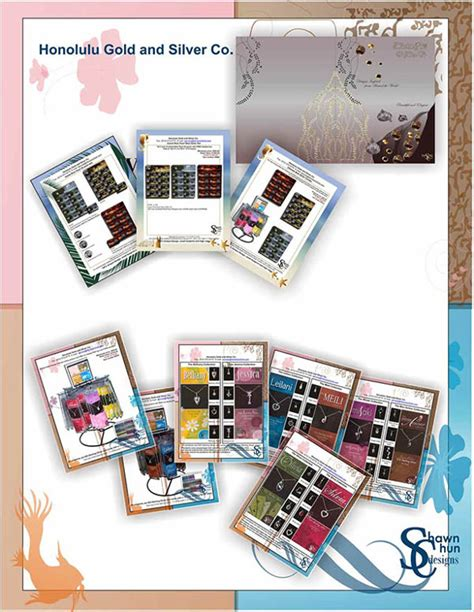 jewelry brochure template 20 jewelry brochures sle templates