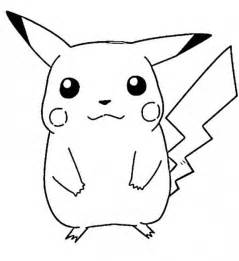 pikachu kids free coloring pages art coloring pages