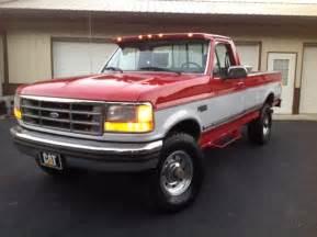 1994 f250 4x4 5 8 auto clean low regular