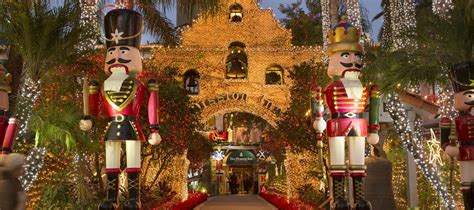 festival of lights at the riverside mission inn 5 things