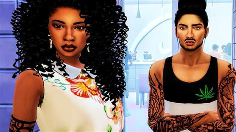 sims 4 black people hair inside the online communities making beautiful black sims
