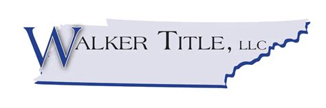 walker title title insurance real estate services