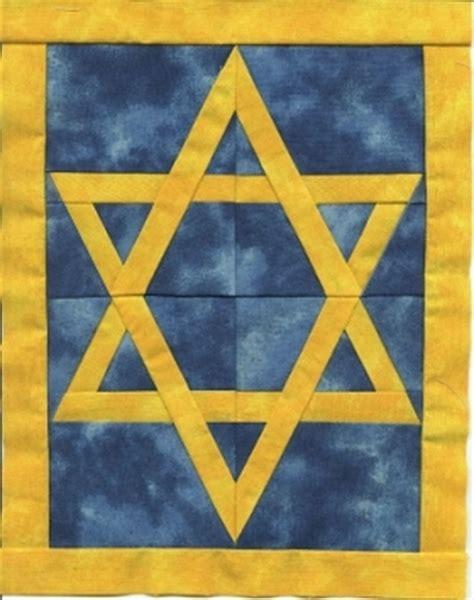 quilt pattern star of david star of david
