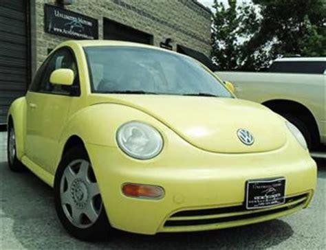 volkswagen beetle  beetle  sale  denver
