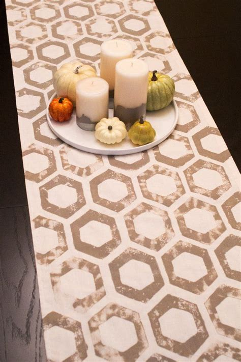 1000 Ideas About Runner On Table - cheap decorating ideas 9 easy as pie diy table runner