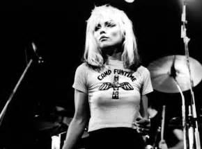70s 80s black and white blondie debbie harry deborah harry lead