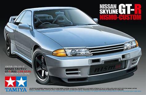custom nissan skyline r32 1 24 nissan skyline gt r r32 nismo custom tam24341