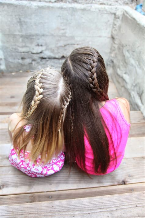 hairstyles you can do by yourself 25 little girl hairstyles you can do yourself