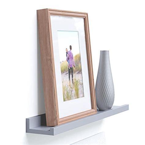 Display Ledge Shelf Modern Design Floating Picture Display Ledge Wall