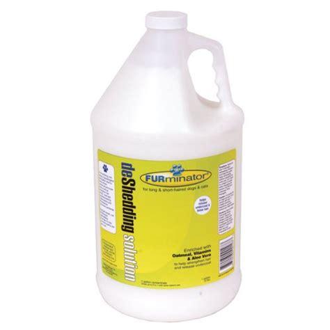 Shedding Solutions by Furminator Deshedding Solution 1 Gallon 854460001073