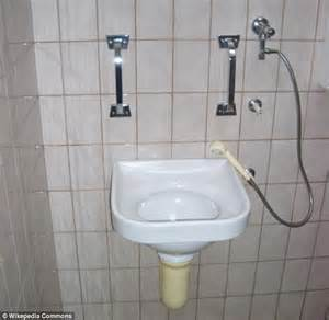 what do they call a bathroom in england czech club kotelna installs puking toilet for party