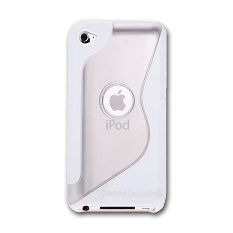 Soft Ipod Touch 4 white s line soft for apple ipod touch 4 4th