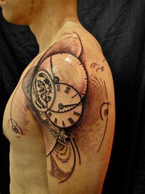 tattoo time machine the x zegar pomysły i wzory tatuaży dla kobiet mężczyzn human