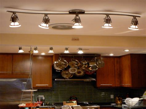 Lights For Kitchen Ceiling Modern, Led Dimmable Track