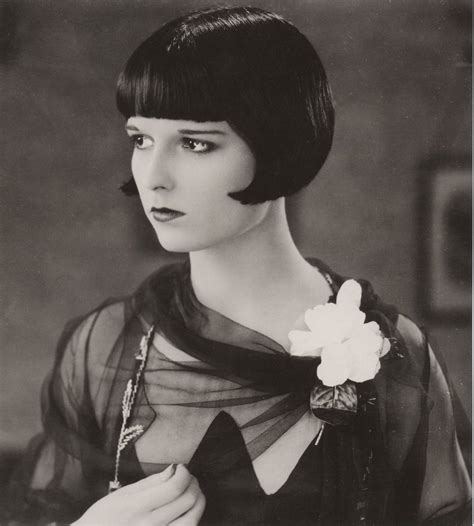1920s hair color louise brooks and her amazing black bob 1920 s hair