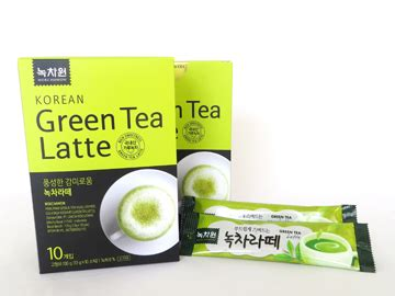 Nokchawon Green Tea Latte 10 X 13 Gr 130 Gr kue cubit green tea ala ala our cosmic