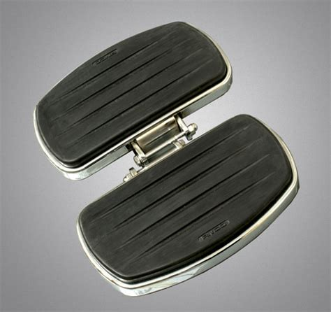 Triumph America Footboards by Triumph Rocket Iii Steel Passenger Floorboards Pillion