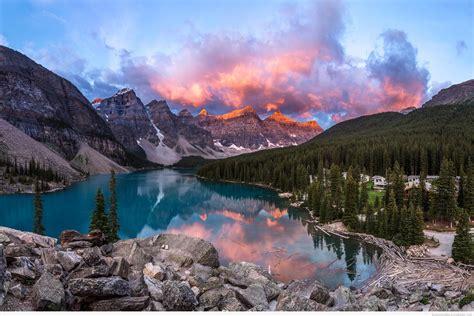 banff national park canada a winter moraine lake banff national park canada pintast