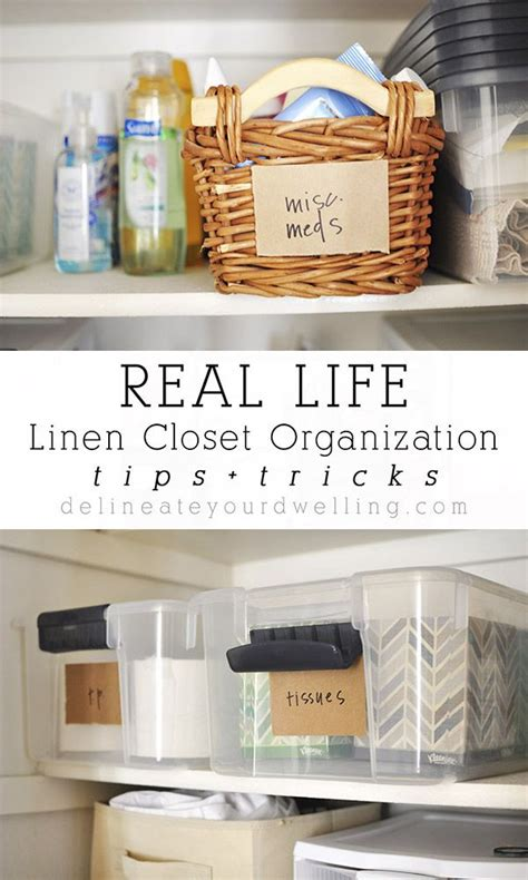 closet organization tips and tricks great ideas for home tips tricks to my real life linen closet organization