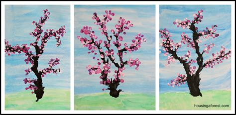 spring painting ideas chinese new year activities