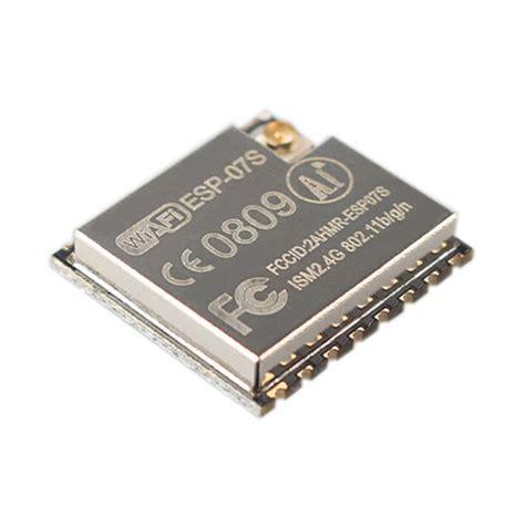Cnc Esp8266 Esp 01e Upgraded Wifi Wireless Transceiver Module ماژول esp 07s دارای هسته وایفای esp8266