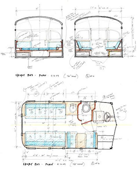 school bus rv conversion floor plans 17 best images about 1000 images about mini bus cer ideas on pinterest