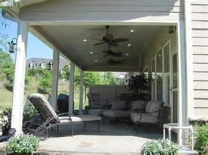 Help Designing Kitchen a charlotte covered porch addition full of southern charm