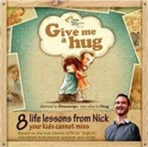 nick vujicic biography book books kinokuniya give me a hug 8 life lessons from nick