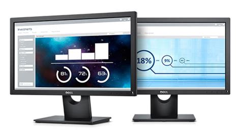 Lcd Monitor Led Dell E2016hv 195 Inch Hd Display Garansi Resmi dell led monitor 19 5 inch e2016hv lazada indonesia