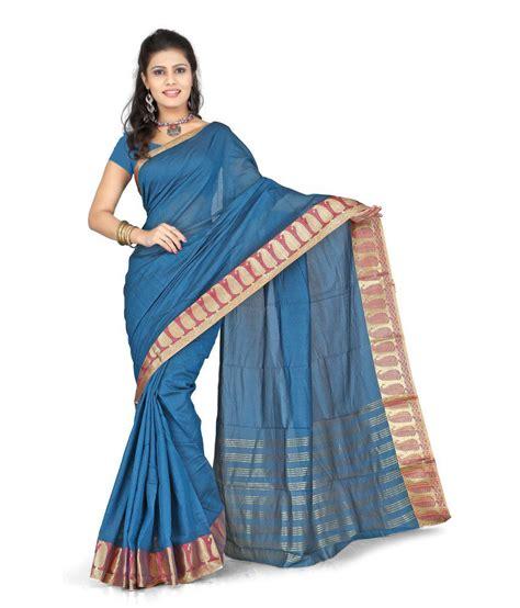 Azara Diskon azara lifestyle cotton saree with blouse buy azara