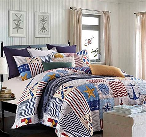 nautical bedding sets best nautical quilts and nautical bedding sets