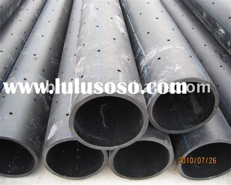 Pipa Hdpe Perforated Hdpe Perforated Pipe Hdpe Perforated Pipe Manufacturers