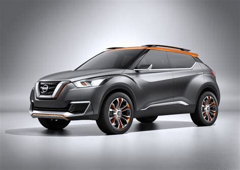compact suv nissan nissan kicks concept compact suv image gallery details