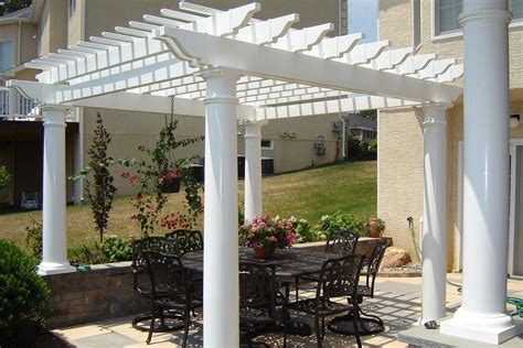 vinyl pergola kits best images collections hd for gadget