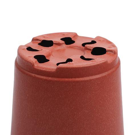 vasi in plastica per vivai 100pcs plastica giardino vivaio vasi vaso di fiori