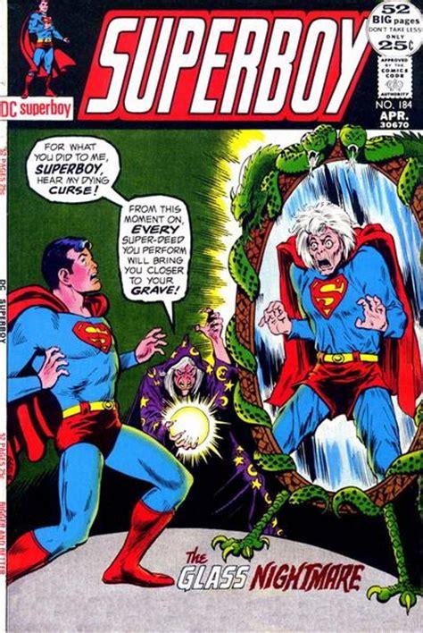 gs 184 vol 1 by shiraaz superboy vol 1 184 dc database fandom powered by wikia