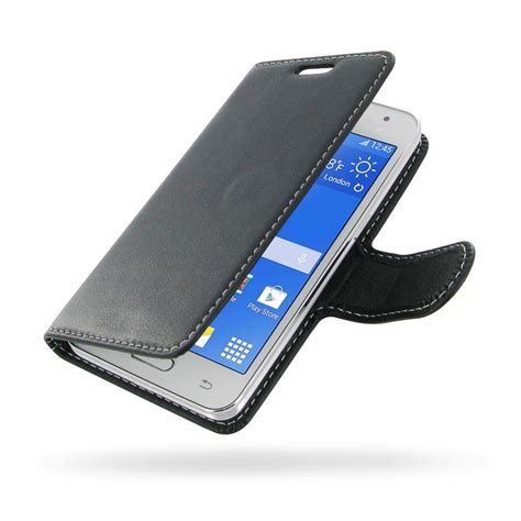 Samsung Galaxy 2 Casing Book Flip Cover Kasing samsung galaxy 2 leather flip carry cover pdair book